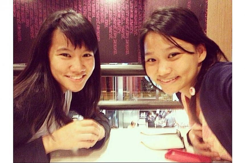 KAP memories: had our first late-night study date till 3am for finals with @sereneeewong a few sems back. After which that poor girl fell ill!-- PHOTO: INSTAGRAM USER WANZILOW