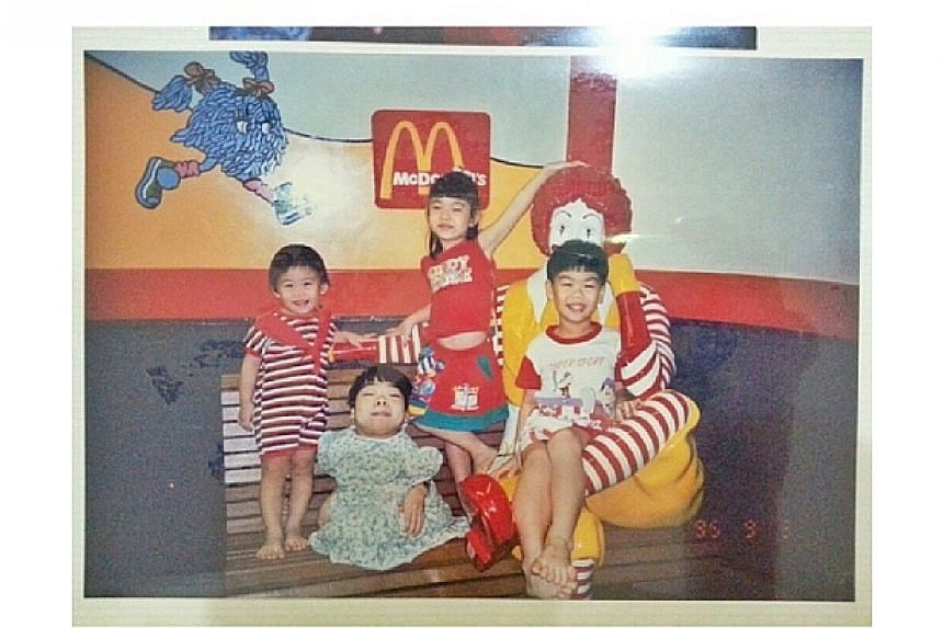 KAP McDonald's closes today. Hot cakes & hashbrown with maple syrup at my favourite mac with those closest to my heart, we will always keep this place in our memories :')-- PHOTO: INSTAGRAM USER STRAWBERRYKON