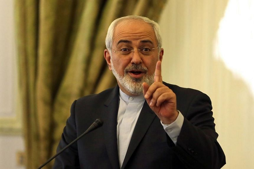 Iran Foreign Minister Mohammad Javad Zarif said on Sunday, March 16, 2014, talks with world powers this week are unlikely to result in a comprehensive accord on the country's controversial nuclear drive. -- FILE PHOTO: AFP