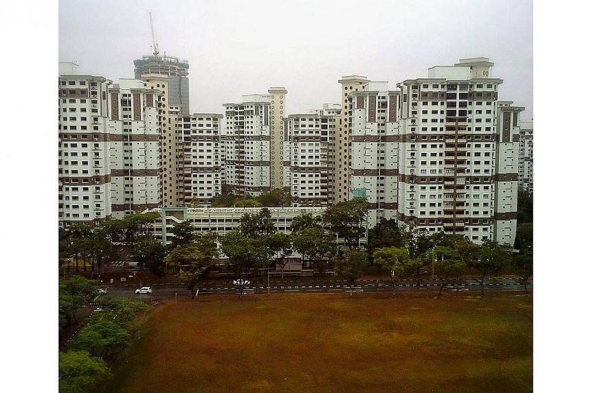 Jurong East. -- PHOTO: EMMI B. CAPILI-TARROJA