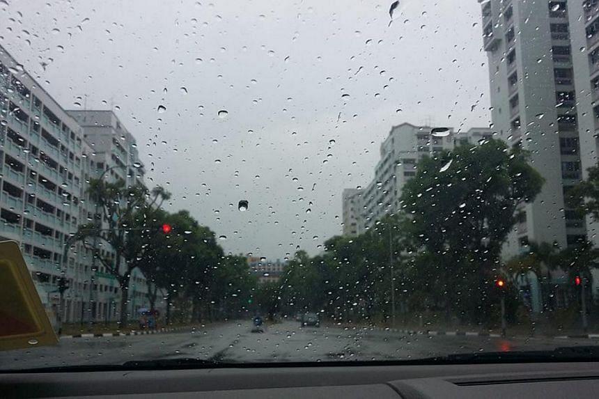 Jurong West. -- PHOTO: FAIQAH FIRAS ZAHEEN FIRDAUS