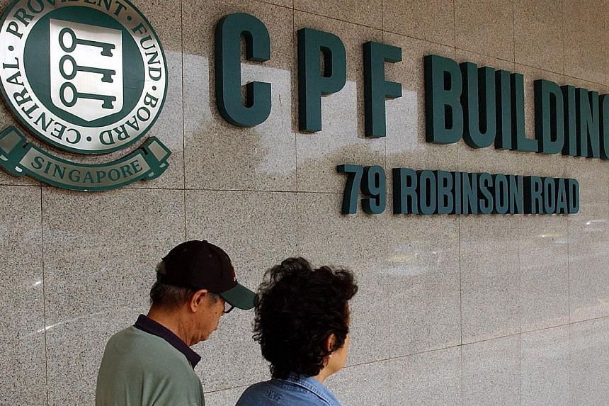 Singaporeans will continue to enjoy an interest rate of four per cent on their Central Provident Fund Special and Medisave accounts from April 1 to June 30. -- ST FILE PHOTO: ONG CHIN KAI