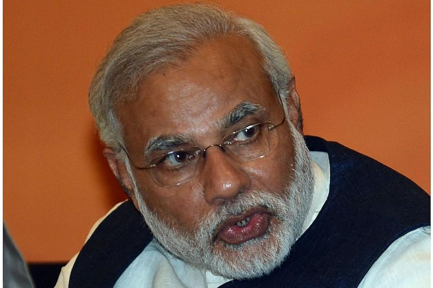 Indian prime ministerial candidate Narendra Modi's opposition Bharatiya Janata Party has seized upon a secret report about how the Indian government bungled a war with China more than 50 years ago to lash out at the ruling Congress party days before