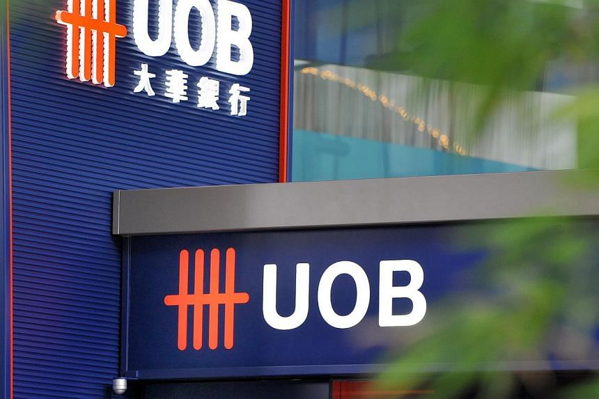 United Overseas Bank has unveiled a new mobile application aimed at providing small businesses with better information to manage their operations and finances. -- BT FILE PHOTO: ARTHUR LEE CH