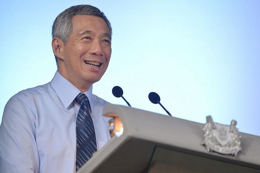 Kindess is alive and well in Singapore, said Prime Minister Lee Hsien Loong in a Facebook post on Wednesday amid an ongoing debate on whether the country lacked compassion. -- ST FILE PHOTO: MUGILAN RAJASEGERAN