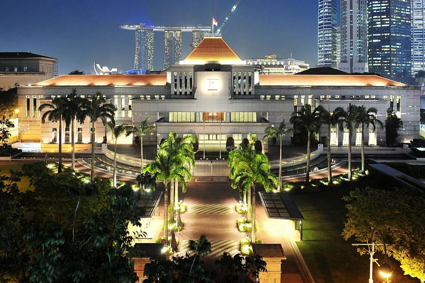 President Tony Tan Keng Yam has approved the Government's Budget for the Financial Year beginning April 1. -- ST FILE PHOTO:ALPHONSUS CHERN