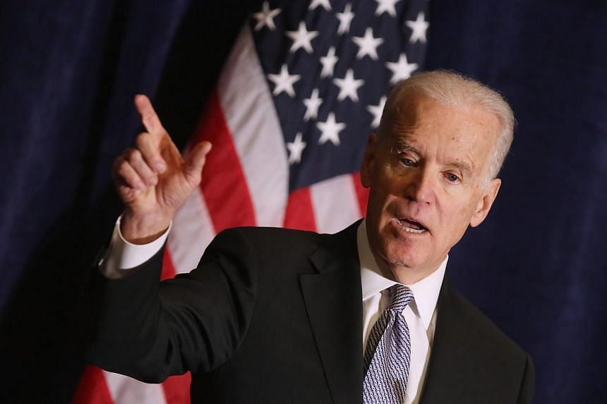 "Russia is on a ""dark path"" to isolation over its actions in Ukraine and the United States will respond to any aggression against Nato allies, US Vice President Joe Biden said on Wednesday, March 19, 2014. -- FILE PHOTO: AFP"