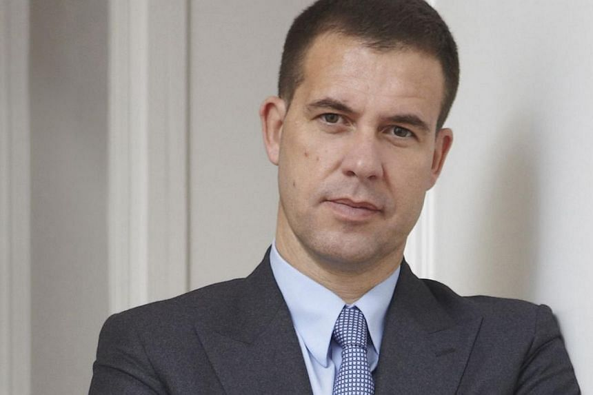 British luxury handbag maker Mulberry on Thursday, March 20, 2014, announced the departure of its chief executive Frenchman Bruno Guillon with immediate effect after two years at the helm. -- FILE PHOTO: MULBERRY