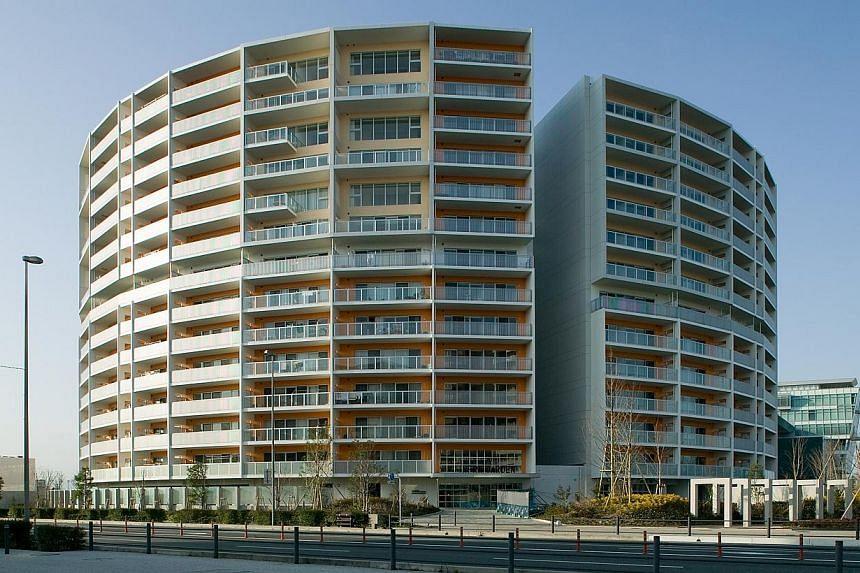 Infini Garden, a rental housing property in Fukuoka, Japan, will provide Ascott with an EBITDA yield of 6.6 per cent. -- PHOTO: ASCOTT