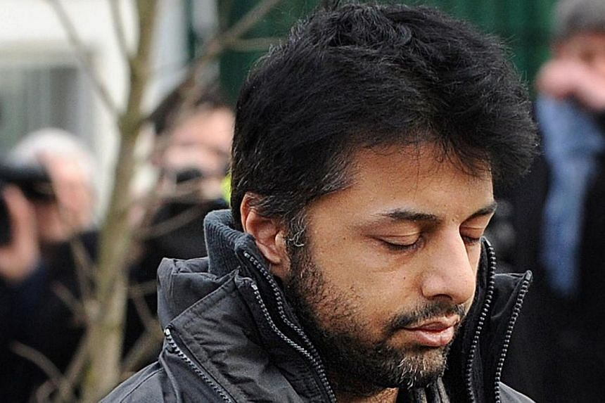 British businessman Shrien Dewani arriving at Belmarsh Magistrates' Court, in south-east London on Feb 24, 2011. British murder suspect Shrien Dewani will be extradited to South Africa next month to face charges he arranged to have his wife killed du