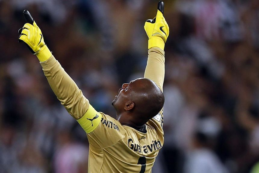 "Goalkeeper Jefferson of Brazil's Botafogo says ""It is sad, but you get prejudice,"" in Brazilian football. -- FILE PHOTO: REUTERS"