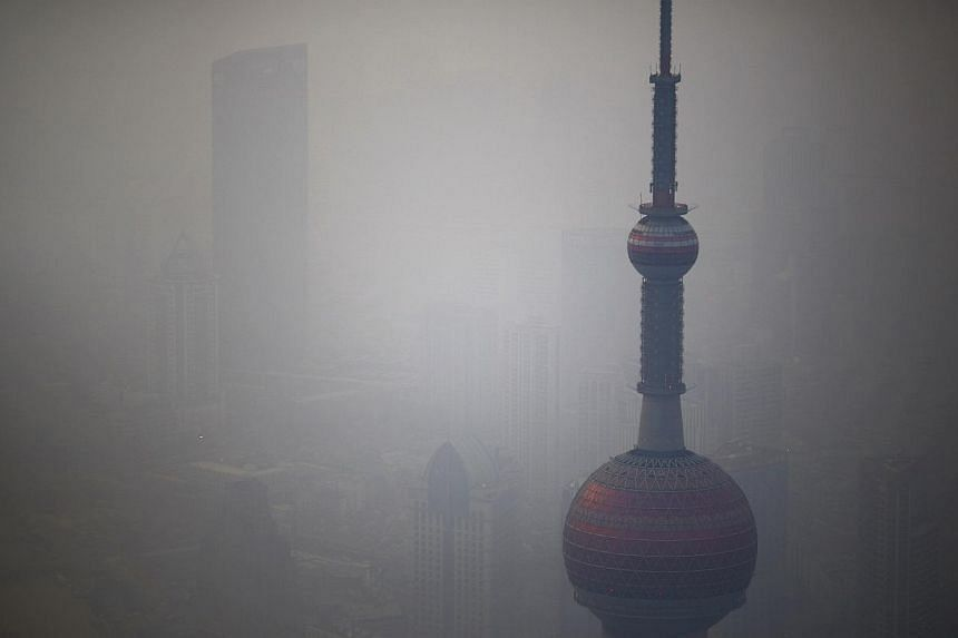 China plans to launch a nationwide market to trade pollution permits within three years as part of efforts to tackle its environmental crisis, the Ministry of Finance (MOF) said on Monday, March 24, 2014. -- FILE PHOTO: REUTERS