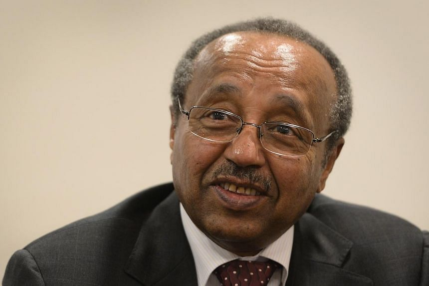"""Bekele Geleta,Secretary General of the International Red Cross and Red Crescent Societies.Technology can be used to engage and mobilise young people - the new generation of """"humanitarian diplomats"""", Mr Geleta said at a gathering of regional lea"""