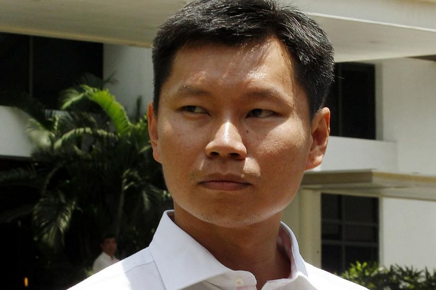 """Bernard Lim Yong Soon, theNParks officer who oversaw the purchase of 26 Brompton bicycles told graft officers that he lied to auditors over his relationship with the supplier's director because he was """"afraid"""", a district court heard on Tuesday"""