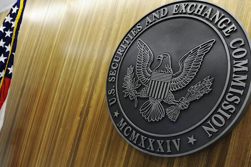 The US Securities and Exchange Commission has launched an investigation into the increasing number of complex bond deals on Wall Street that may create new opportunities for fraud, the Wall Street Journal reported on Monday. -- FILE PHOTO: REUTERS