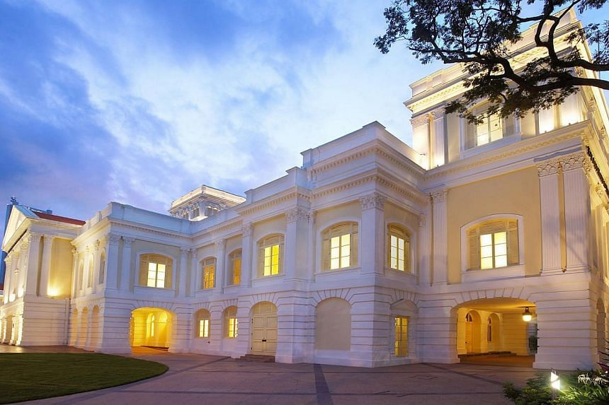 The Arts House. Big changes are afoot at Arts Festival Limited, the holding company running the Singapore International Festival of Arts (Sifa), which was in the news last week for a public e-mail spat between its two leaders.-- PHOTO: TH