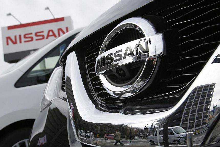 Japanese automaker Nissan is recalling nearly a million of its vehicles in North America over a defect that could cause the front passenger airbag not to deploy in an accident. -- FILE PHOTO: REUTERS