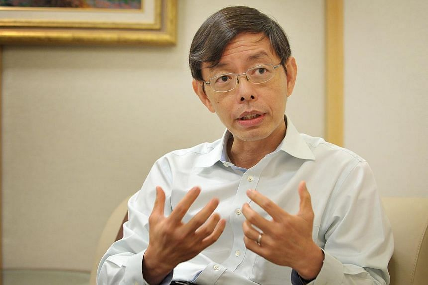 Mr Peter Ong, Head of the Civil Service. -- ST FILE PHOTO: ALPHONSUS CHERN