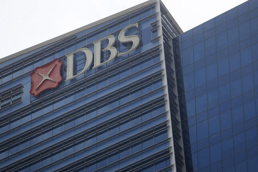 At DBS Bank, not only do you paid interest for the amount that you bank in, you will also be paid for expenses.-- ST FILE PHOTO:KEVIN LIM