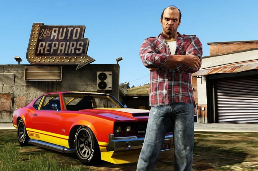 Some young players say retailers do not verify their ages when they buy M18 video games such as Grand Theft Auto 5.