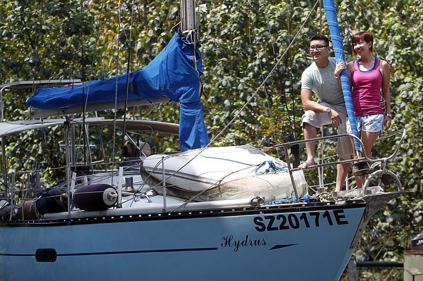 Cancer survivor Ng Yong Seng and his wife Wong Siew Wheng will be spending the next two years sailing round the world. They hope their trip will encourage other cancer patients to live their lives to the fullest.