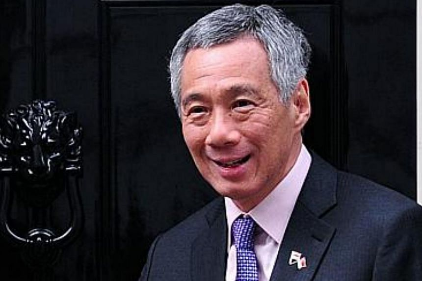 Singapore has a strong anti-corruption system and values but it is not the system that will continue keeping it clean. It is the people who run it who will do so, said Prime Minister Lee Hsien Loong. -- FILE PHOTO: AFP