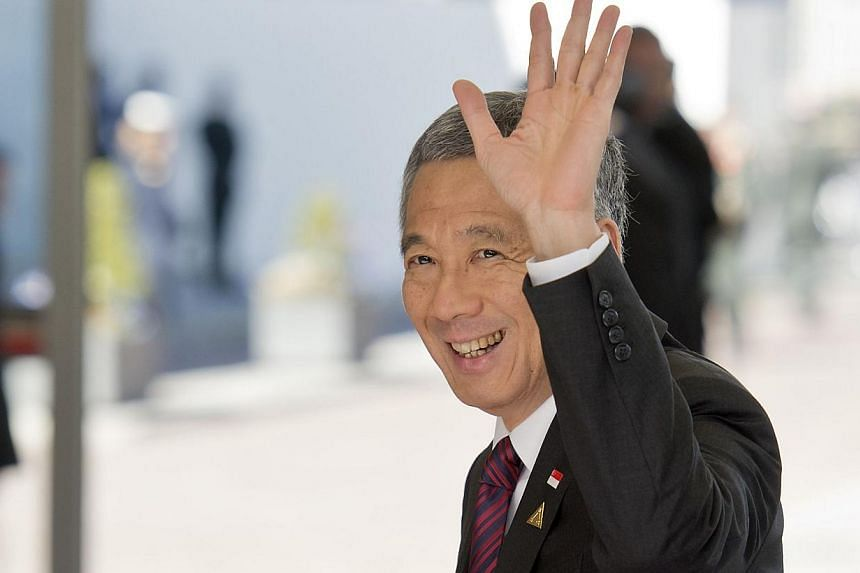 Whether or not the People's Action Party can continue to run the Government depends on how well it acquits itself and continues to build on the successes of the past, and on Singaporeans themselves, said Prime Minister Lee Hsien Loong. -- FILE PHOTO:
