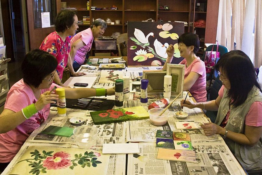 The Breast Cancer Foundation Singapore is expected to move in to Kallang Leisure Park next month where it will continue to run its activities, such as its art classes.