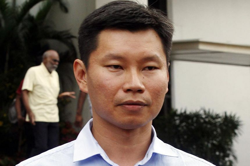 Bernard Lim is accused of lying to auditors over the $57,200 purchase of 26 Brompton bicycles.