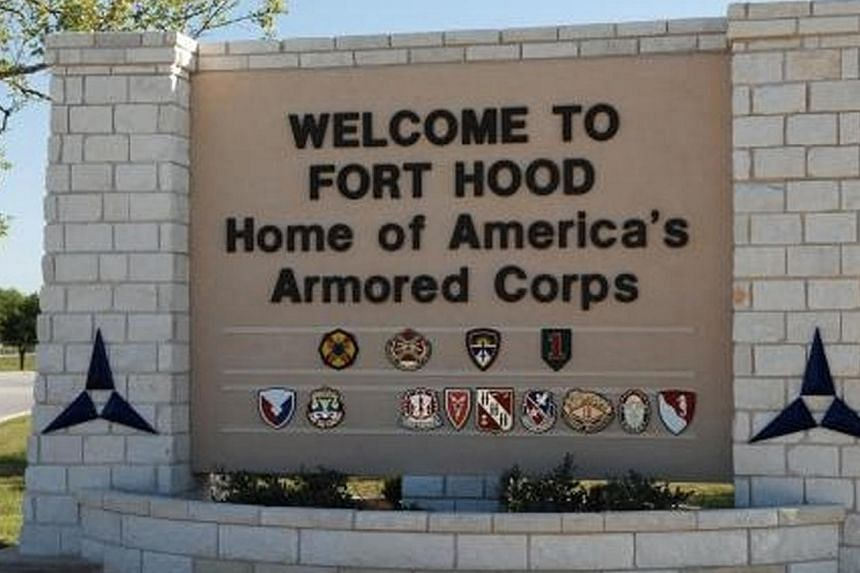 Fort Hood in Texas was on lockdown on Wednesday, April 2, 2014, after several people were reported injured in an active shooter situation on the military base, scene of a deadly 2009 rampage. -- FILE PHOTO: REUTERS