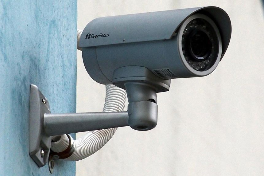 Closed-circuit television cameras designed to crack down on illegal parking at 10 locations will be activated on April 14. -- ST FILE PHOTO: TAN CHONG YAW