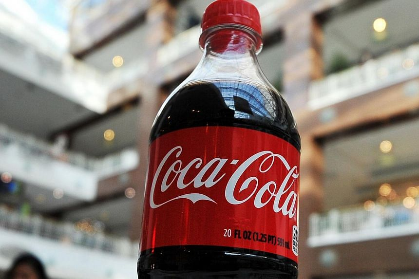 The National Police named PT Coca Cola Bottling Indonesia (CCB) a suspect on Friday, in an alleged illegal groundwater extraction case in Sumedang, West Java. -- FILE PHOTO: AFP