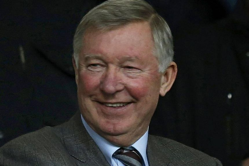 Former Manchester United manager Alex Ferguson is to take up a teaching post at Harvard University. -- PHOTO: REUTERS