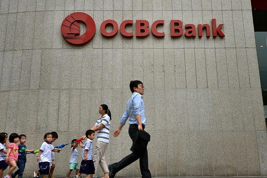 OCBC has launched the biggest takeover of a Hong Kong bank in history, offering $6.23 billion in cash for family-run Wing Hang Bank. -- ST FILE PHOTO:KUA CHEE SIONG