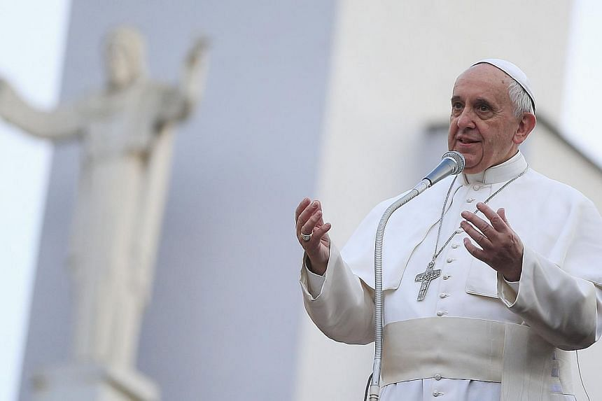 Pope Francis has decided that the troubled Vatican bank, which he had in the past not excluded closing, will remain operative and he has approved recommendations for its future, the Vatican said on Monday, April 7, 2014. -- PHOTO: REUTERS