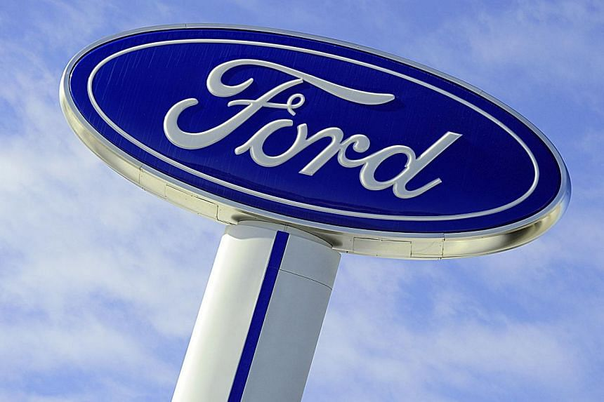 Ford Motor Co said on Monday it would recall about 434,700 vehicles mainly in North America due to two separate and unrelated issues. -- FILE PHOTO: AFP
