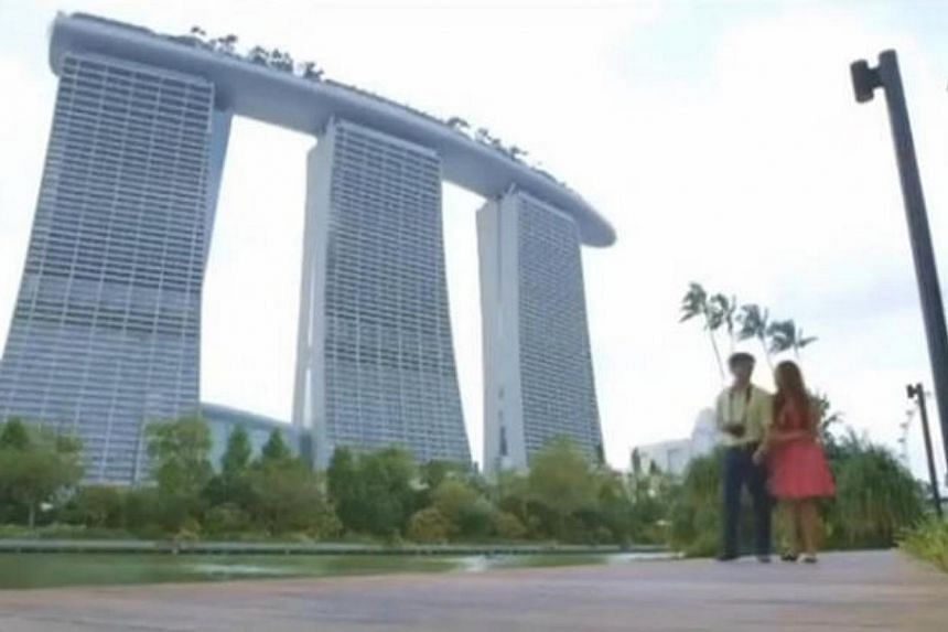 "The Singapore Tourism Board (STB) acknowledged on Tuesday, April 8, 2014, that some aspects of its video to promote Singapore as a tourist destination to the Philippines ""could have been done better."" -- PHOTO: SINGAPORE TOURISM BOARD"