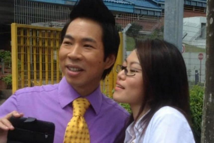 Comedian Chua En Lai shared a short and hilarious 15-second video on his Instagram account on Tuesday, April 8, 2014.-- PHOTO:CHUAENLAI ON INSTAGRAM