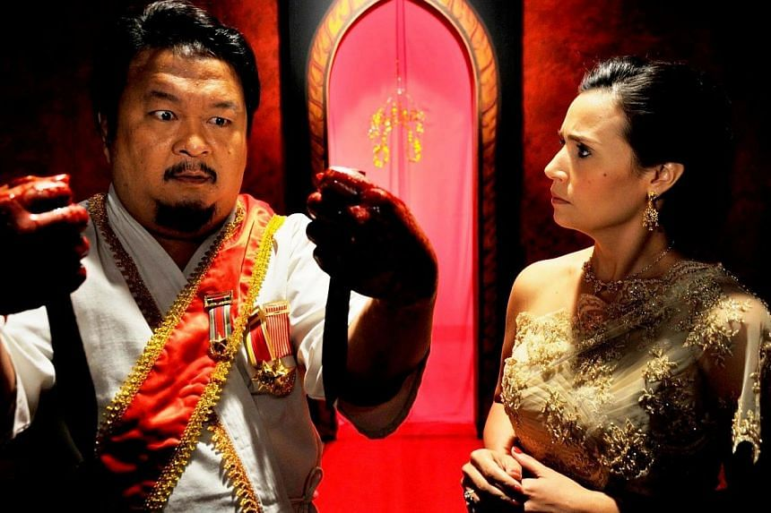 """Production still of Shakespeare Must Die, a Thai film banned in its home country because it """"causes divisiveness among the people of the nation"""", despite it being adapted from the centuries-old play Macbeth. FILE PHOTO: SOUTHEAST ASIAN FILM FESTIVAL"""
