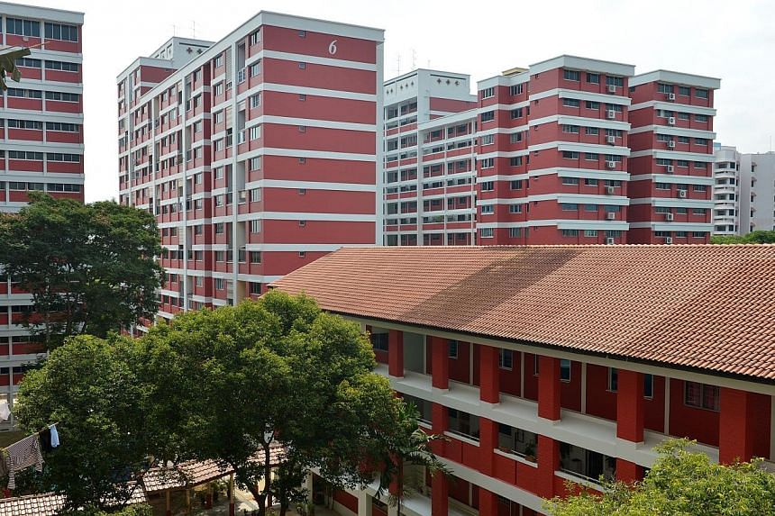 HDB flats in Toh Yi estate. Money Matters: Catch up on the morning's top business headlines with The Straits Times Money Desk's daily update. -- ST FILE PHOTO: CAROLINE CHIA