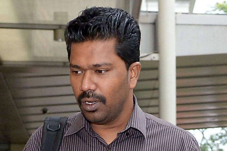 Mr K. Jotheeswaran Kaniyasan's claim has been rebutted by SIA, which said he is lying about the incident.