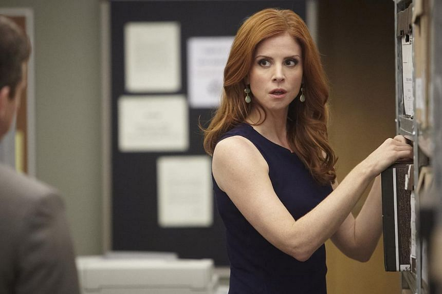 Suits Season 3 starring Sarah Rafferty -- PHOTO: DIVA UNIVERSAL