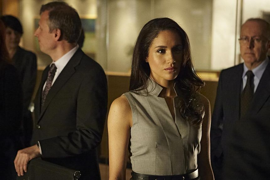 Suits Season 3 starring Meghan Markle -- PHOTO: DIVA UNIVERSAL