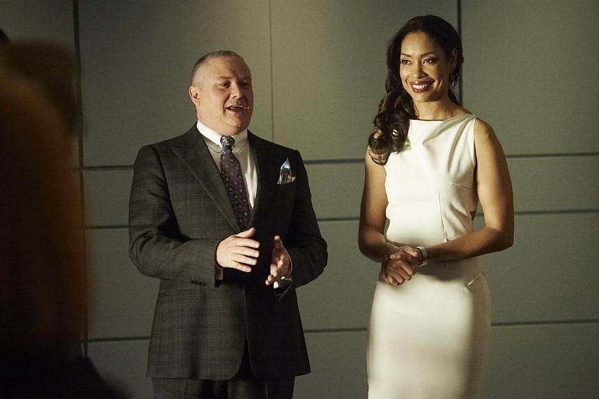 Suits Season 3 starring Gina Torres -- PHOTO: DIVA UNIVERSAL