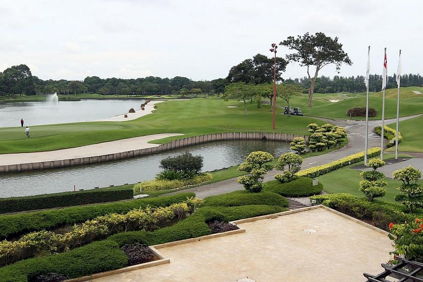 After almost 18 months without a marquee men's golf event, Singapore fans are set to be treated to top-level competition once again, as The Championship at Laguna National - an event co-sanctioned by both the European and Asian Tours - will tee off f