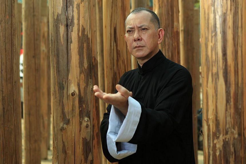 Ip Man: The Final Fight starring Anthony Wong. -- FILE PHOTO: SHAW ORGANISATION/CINEMA STILL