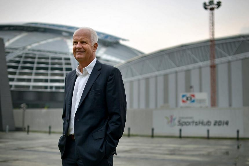 Bernd Stange is ready to deliver a memorable time for local fans when Singapore hosts the Asean Football Federation (AFF) Suzuki Cup at home in November.