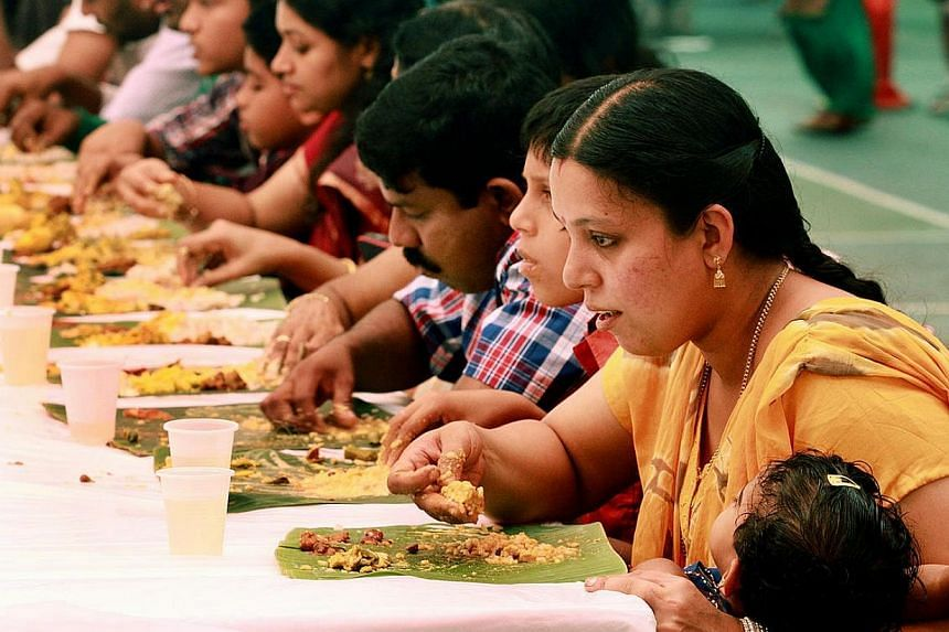 This Vishu Celebration is organised by Sembawang CC Indian Activity Executive Committee and Keeping in the theme of Vishu, there would be a vegetarian feast for lunch with equal proportions of salty, sweet, sour and bitter items. National Develo
