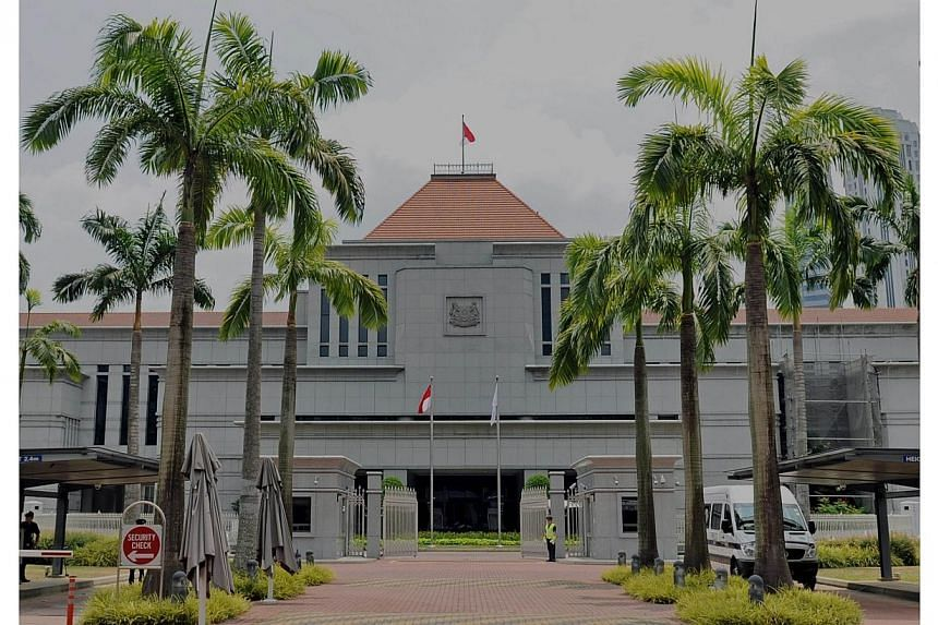 The Singapore Parliament House is pictured on March 4, 2014. Members of the public are invited to submit names of individuals they deem suitable for the role of Nominated Member of Parliament (NMP) from Tuesday April 15. -- FILE PHOTO: AFP