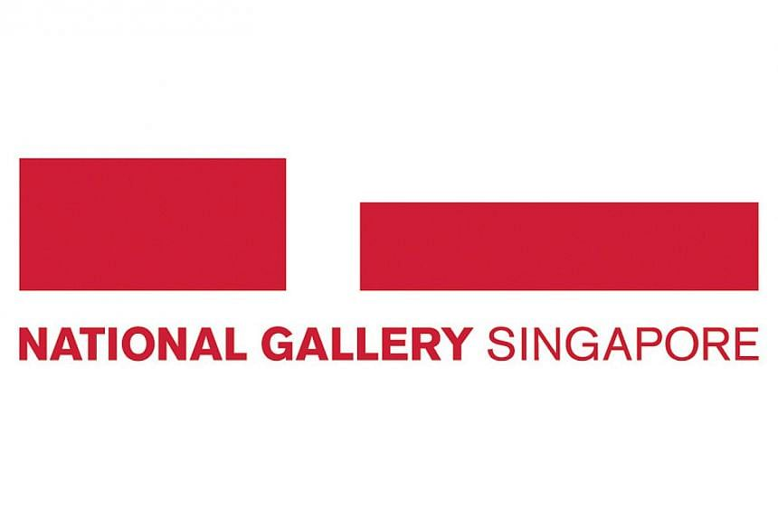 The National Gallery Singapore logo which was unveiled last Wednesday has spawned parodies on the web. -- FILE PHOTO:NATIONAL GALLERY SINGAPORE